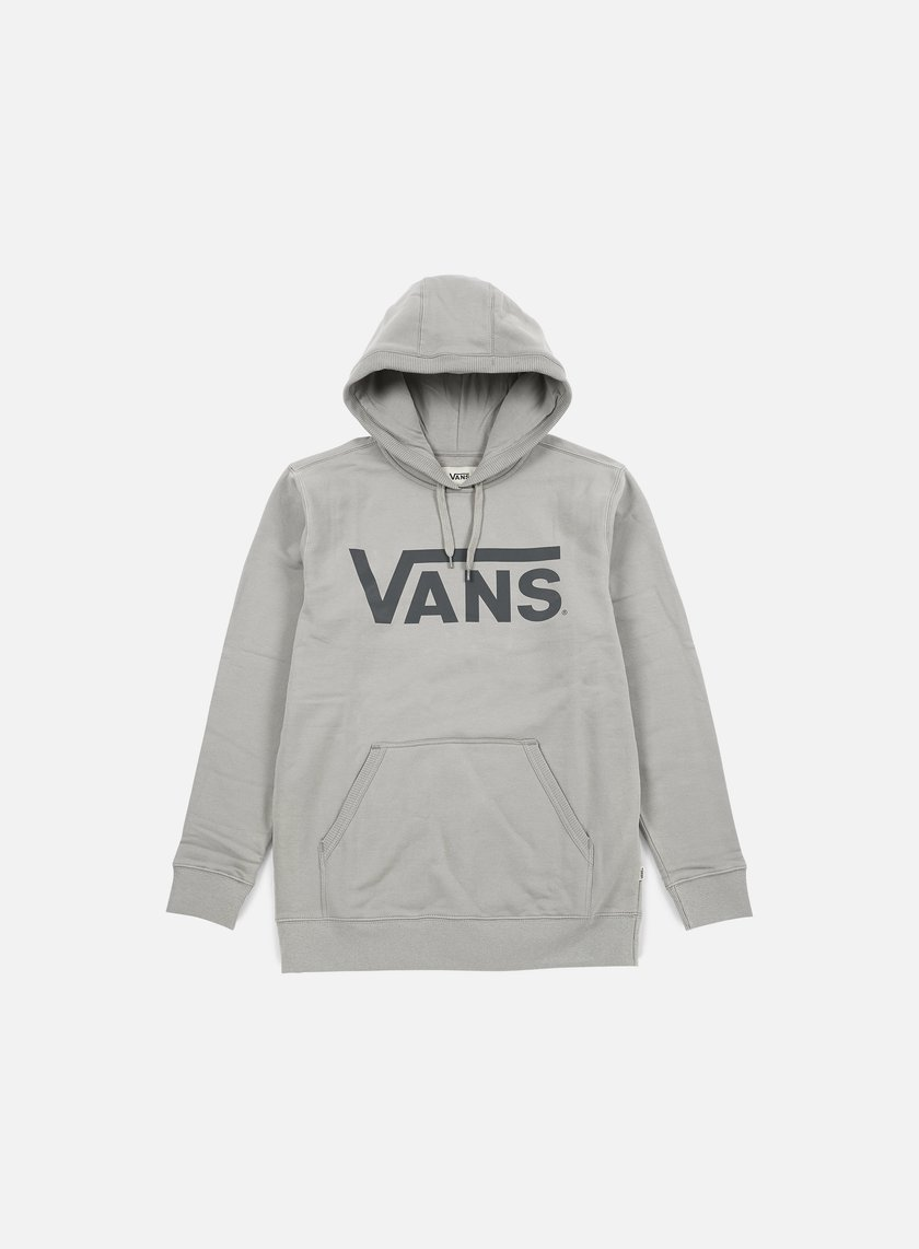 Vans - Classic Hoodie, Frost Grey/New Charcoal