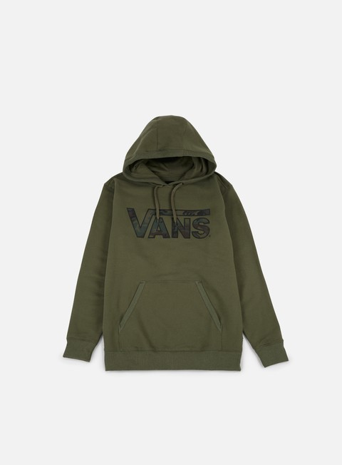 felpe vans classic hoodie grape leaf camo