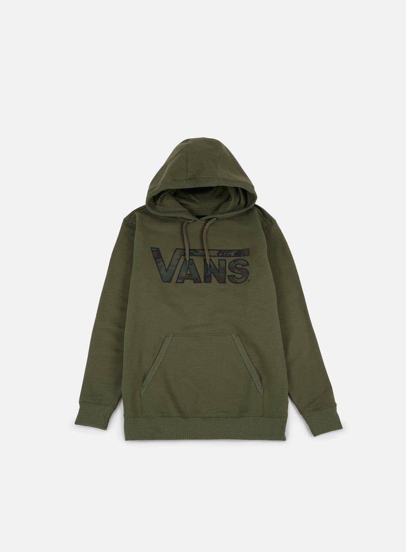 Vans - Classic Hoodie, Grape Leaf/Camo