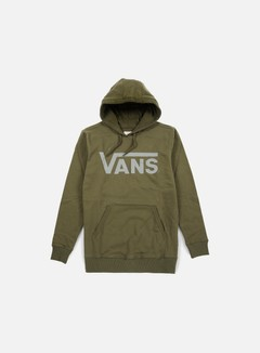 Vans - Classic Hoodie, Grape Leaf Heather/Frost Grey 1