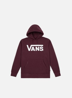 Vans - Classic Hoodie, Port Royale/White