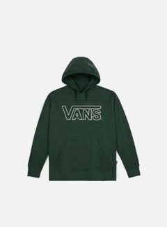 Vans - Classic Hoodie, Vans Scarab/White