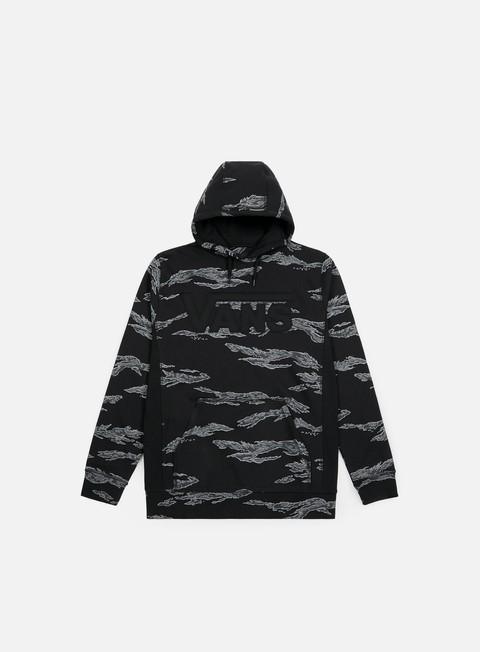 Hooded Sweatshirts Vans Classic Tiger Camo Print Hoodie