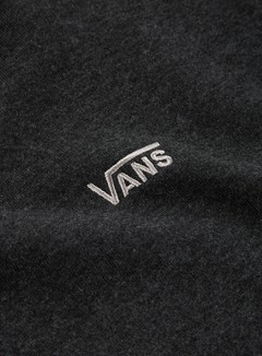 Vans - Core Basic Crewneck, Black Heather 2
