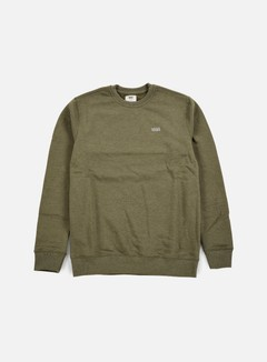 Vans - Core Basic IV Crewneck, Grape Leaf Heather