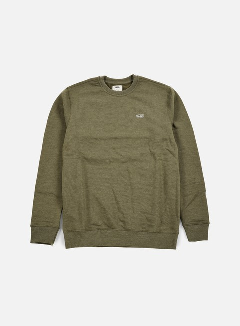 felpe vans core basic iv crewneck grape leaf heather