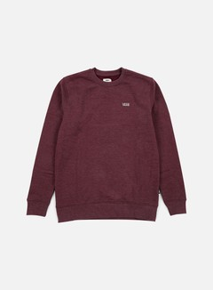 Vans - Core Basic IV Crewneck, Port Royale 1