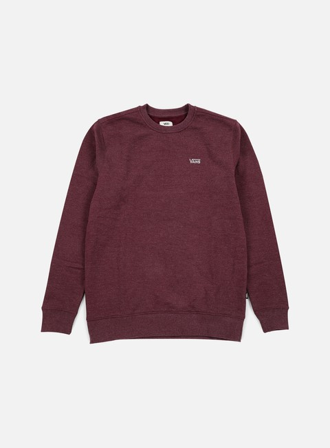 felpe vans core basic iv crewneck port royale
