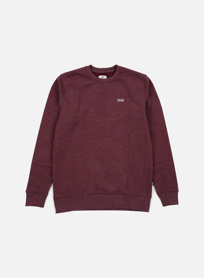 Vans - Core Basic IV Crewneck, Port Royale