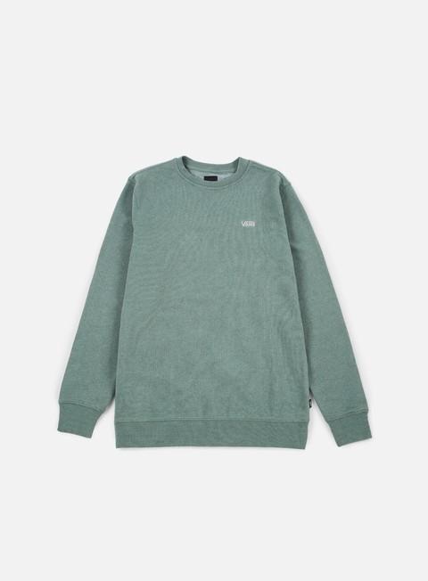 Sale Outlet Basic sweatshirt Vans Core Basics Crewneck