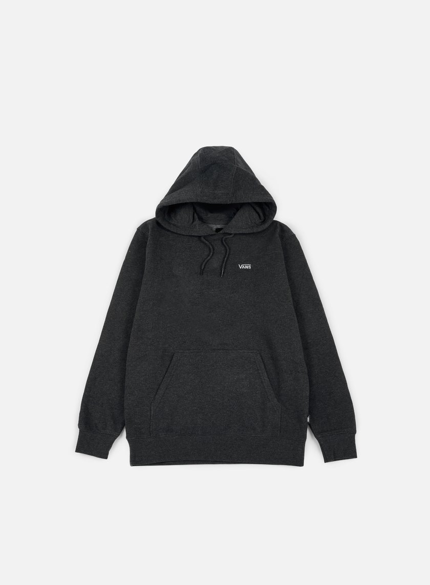 Vans - Core Basics Hoodie, Black Heather