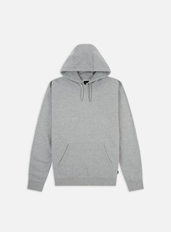 Vans - Core Basics Hoodie, Cement Heather