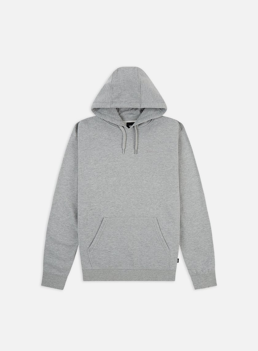Vans - Core Basics Pullover Hoodie, Cement Heather