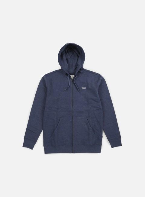 Zip Sweatshirts Vans Core Basics Zip Hoodie