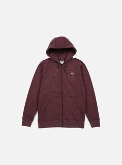Vans - Core Basics Zip Hoodie, Port Royale