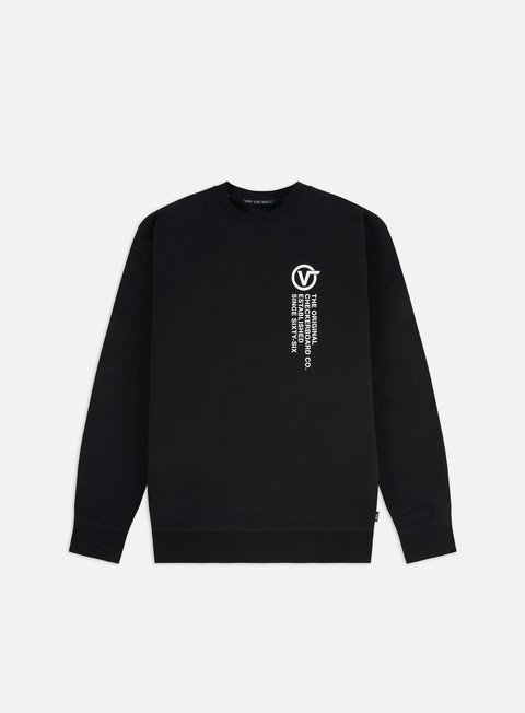 Vans Distort Type Crewneck