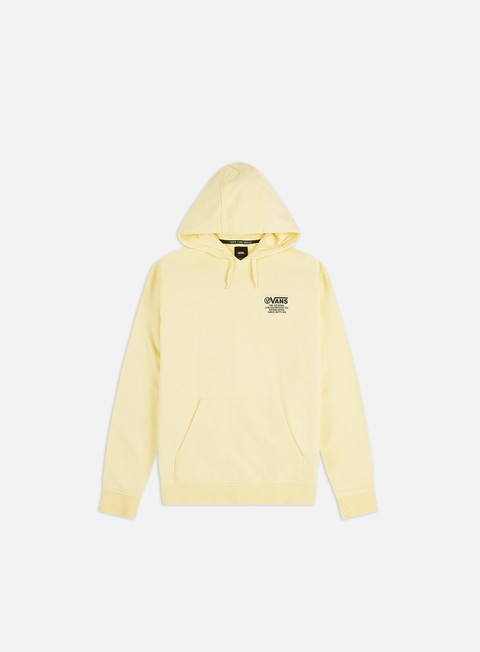 Hooded Sweatshirts Vans Distort Type Hoodie
