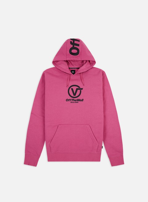 Felpe Logo Vans Distorted Performance Hoodie