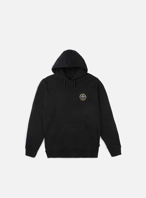 felpe vans established 66 hoodie black