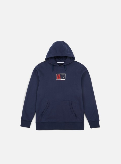 felpe vans fifty fifty hoodie dress blues