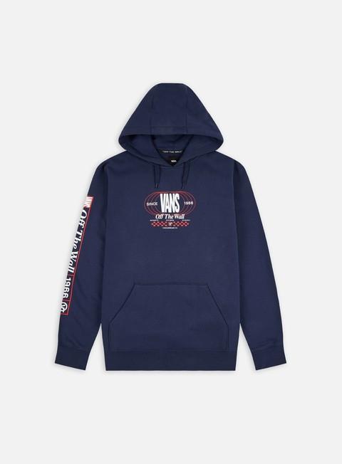 Hooded Sweatshirts Vans Frequency Hoodie