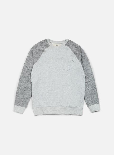 Sale Outlet Crewneck Sweatshirts Vans Hassock Crewneck