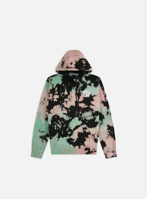 Hooded Sweatshirts Vans Hell Yeah Tie Dye Hoodie