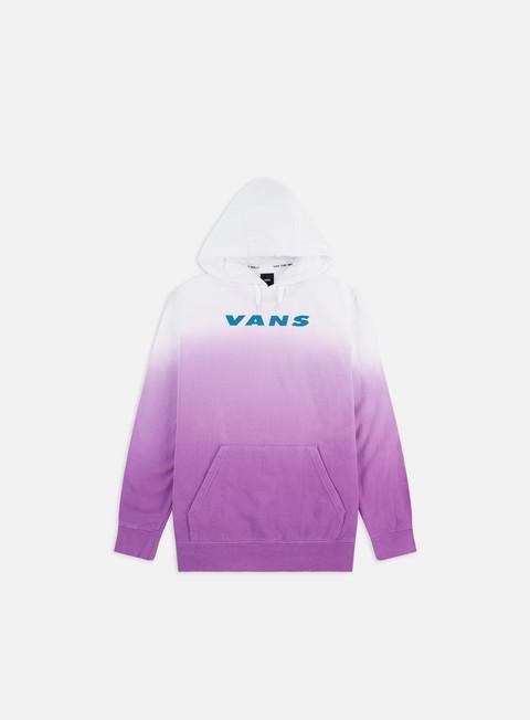 Hooded Sweatshirts Vans Hi-Point Dip Dye Hoodie
