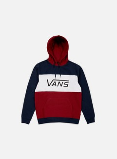 Vans - Mannix Hoodie, Dress Blues 1