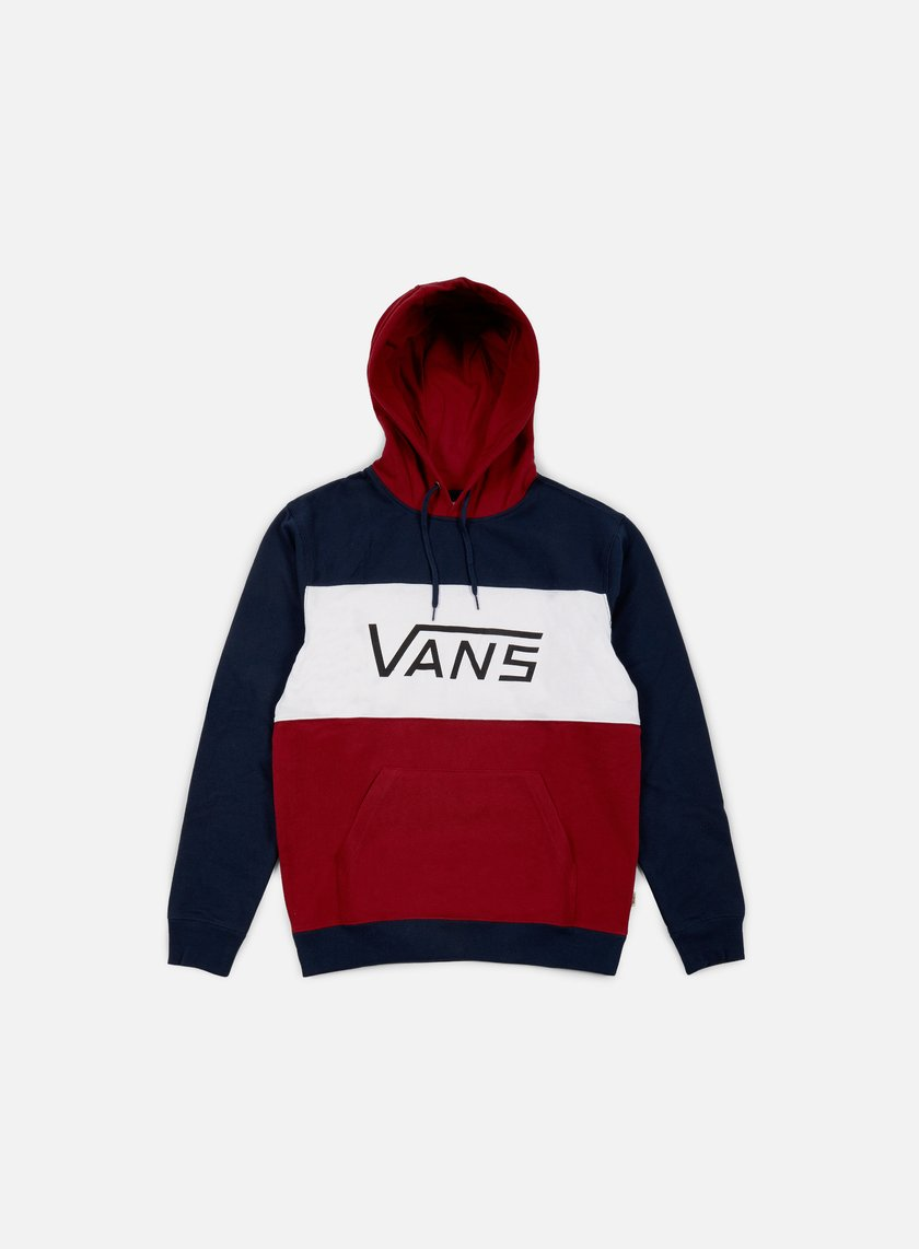 Vans - Mannix Hoodie, Dress Blues