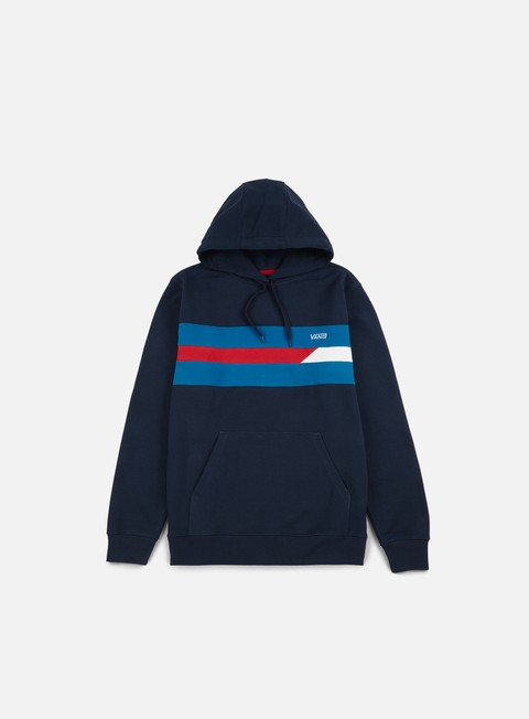 felpe vans ninety three hoodie dress blues