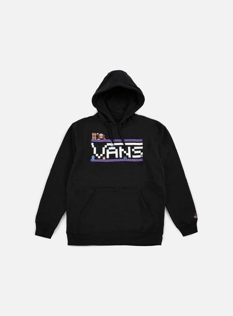 Sale Outlet Hooded Sweatshirts Vans Nintendo Donkey Kong Hoodie