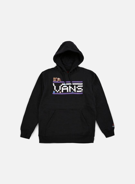 Vans - Nintendo Donkey Kong Hoodie, Black