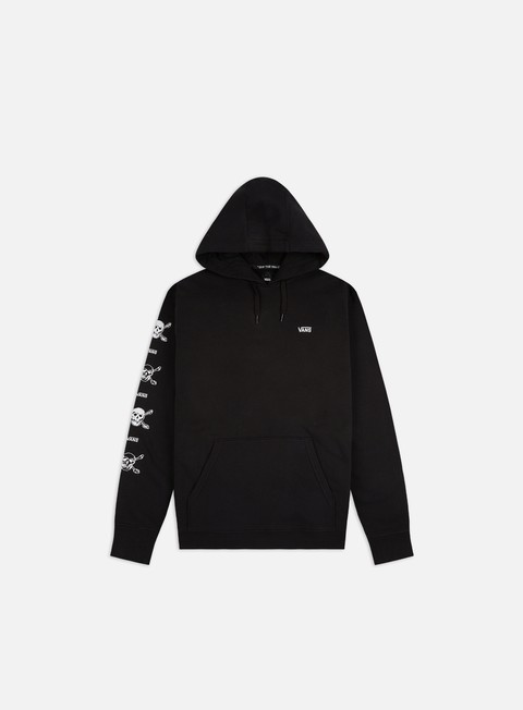 Hooded Sweatshirts Vans OG Skull Anaheim Factory Hoodie
