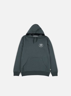 Vans - Original Rubber Pullover Fleece, Dark Slate 1