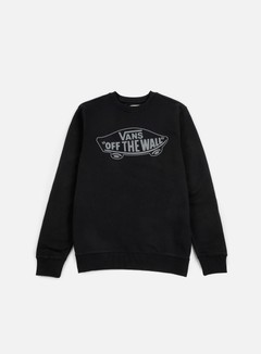 Vans - OTW Crewneck, Black/Pewter 1
