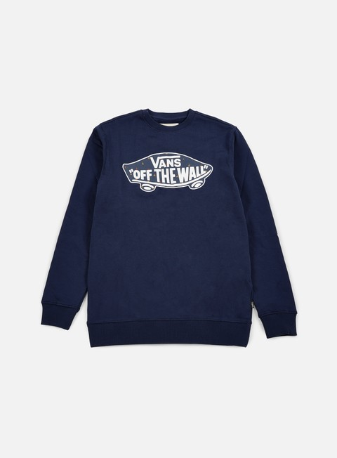 felpe vans otw crewneck dress blues true native ditsy