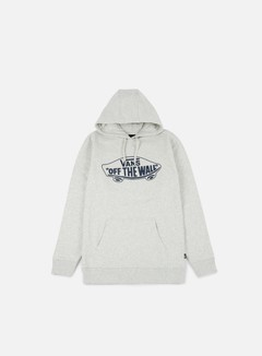 Vans - OTW Hoodie, Oatmeal Heather/Dress Blues 1