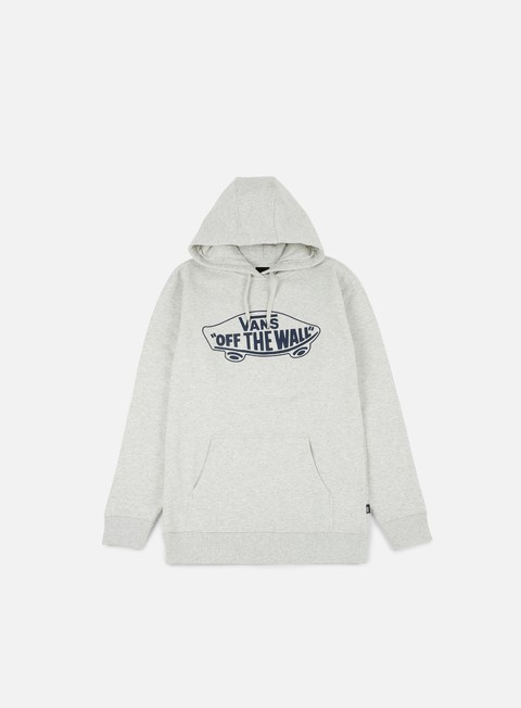 felpe vans otw hoodie oatmeal heather dress blues
