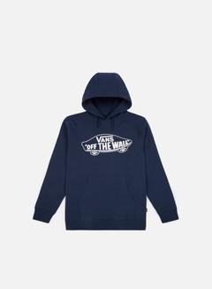 Vans - OTW Pullover Fleece, Dress Blues