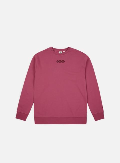 Sale Outlet Crewneck Sweatshirts Vans Overtime Crewneck