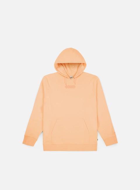 felpe vans overtime hoodie bleached apricot