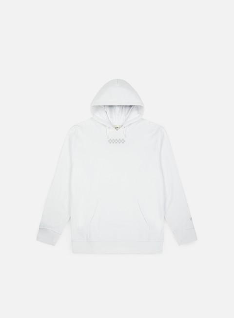 felpe vans overtime hoodie white