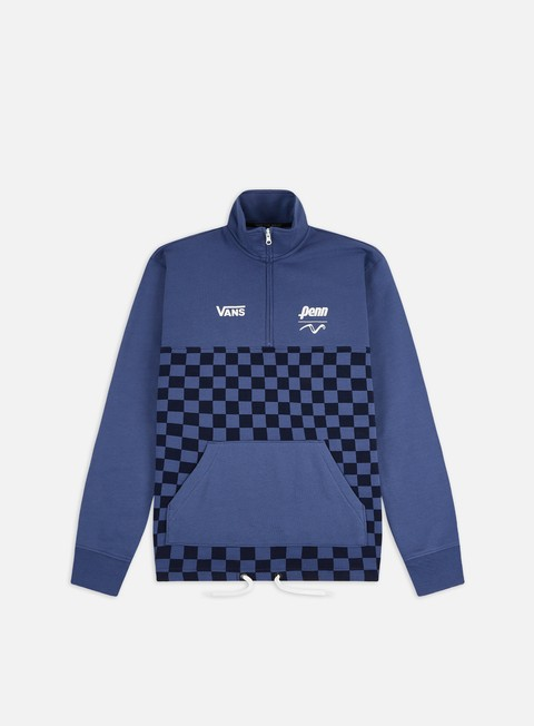 Vans Penn Half Zip Sweatshirt