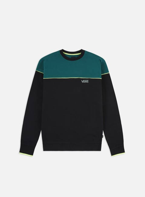 Vans Reflective Colorblock Crewneck