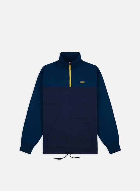 Vans Retro Active Quarter Zip Sweatshirt
