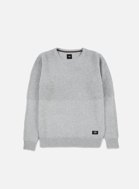 felpe vans richmond sweater cement heather