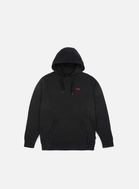 felpe vans sketch tape hoodie black