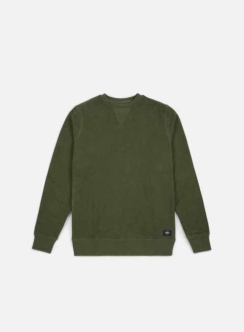 felpe vans springfield crewneck grape leaf