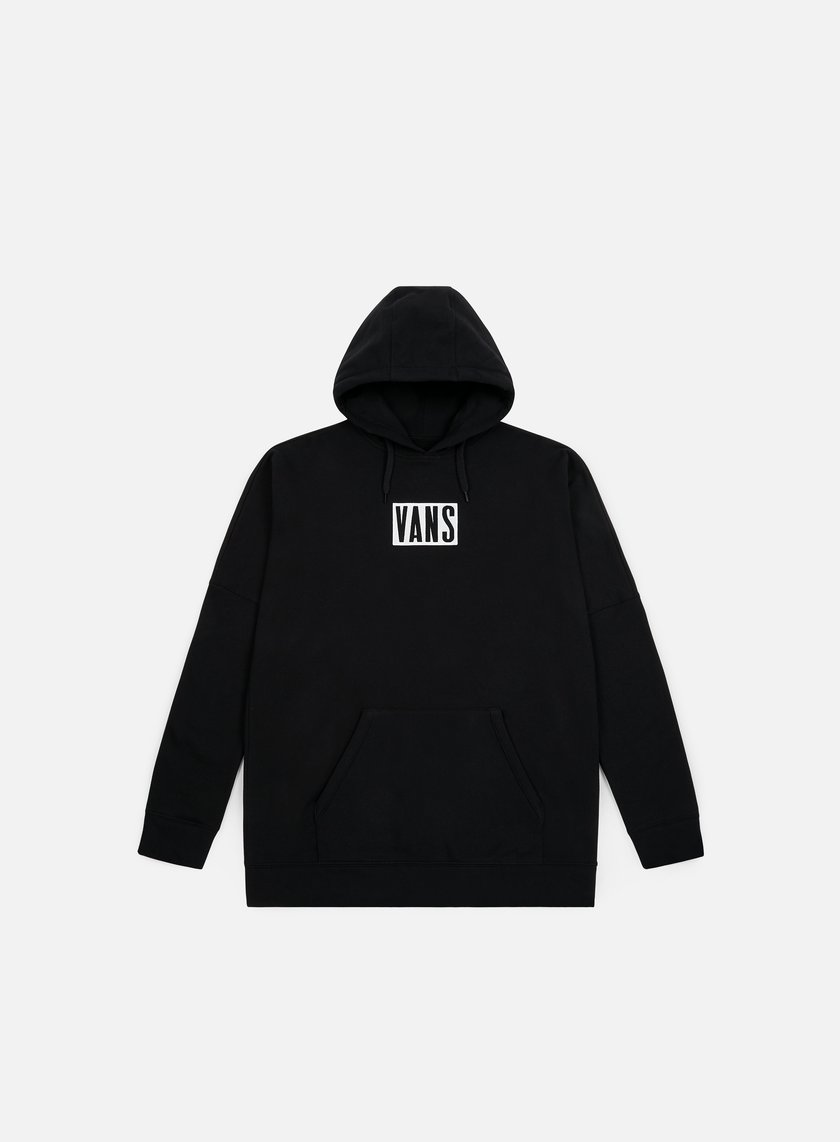 Vans Tall Box Slouch Fit Hoodie